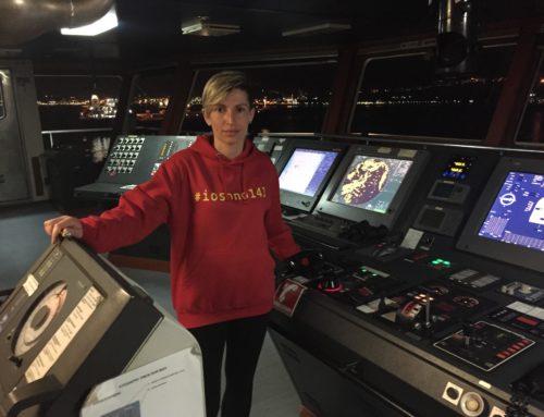 Una giornata da Comandante – Rossella Balaskas