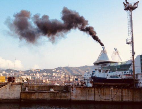 Inquinamento Navale – Naturale Volontario Accidentale – M. Garipoli