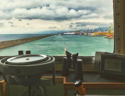 2^ parte. Quali sono le navi più impegnative da manovrare? – J.Gatti